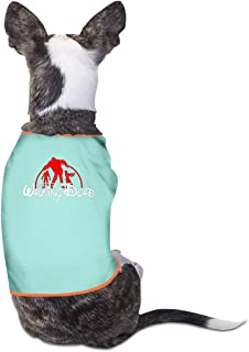 B-shop The Walking Dead Pet Vest Sleeveless Funny Dog Cat Costume T-Shirt Small Dog Cat Clothes