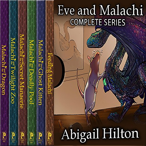 Eve and Malachi Complete Series Boxed Set audiobook cover art