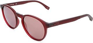 Lacoste Women's L888s Round Sunglasses, 52 mm