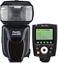 Phottix Juno Li60 Transceiver Flash with Odin II Trigger Combo for Sony