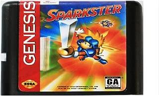 Rocket Knight Adventures 2 - Sparkster 16 Bit Md Game Card For Sega Mega Drive For Sega Genesis