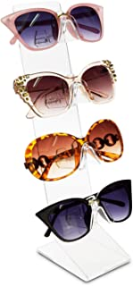 Mooca Acrylic Eyeglasses Frame Stand, Sunglasses Rack, Sunglasses Stand Acrylic Sunglasses Display, Sunglasses Rack Holde...
