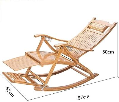 L.HPT-chairs Sillas de rockero de jardín al Aire Libre ...