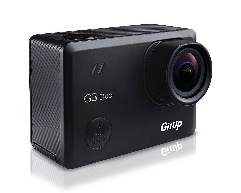 Spy Teca GitUp G3 Duo - Cámara de acción: Amazon.es: Electrónica