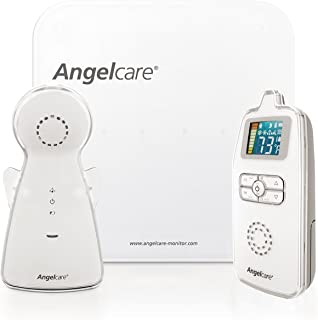 Angelcare AC403 Movement and Sound Monitor, White