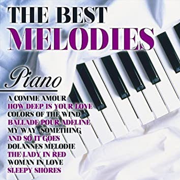 The Best Melodies-Piano