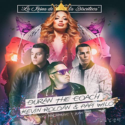 Papi Wilo, Kevin Roldán & Durán The Coach