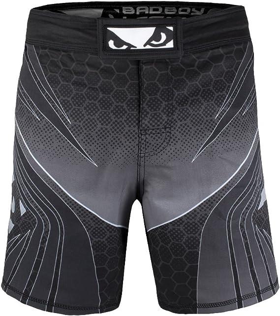 Bad Boy Men's Legacy Evolve Shorts, Black, Medium