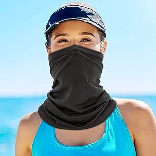 Slibrat Sport Bandana, Cycling Neckerchief, Face Cover for Cyclist, Riding Scarf Windproof Outdoor Neckwear, Face Protector