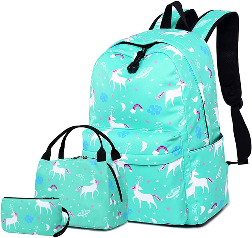 Sugaroom Cute Lightweight Unicorn Backpacks Girls Ba At the Discount is also underway price School Teen