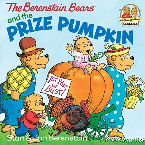 The Berenstain Bears and the Prize Pumpkin (First Time Books(R)) (English Edition)