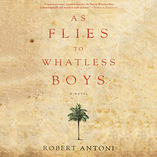 As Flies to Whatless Boys audiobook cover art