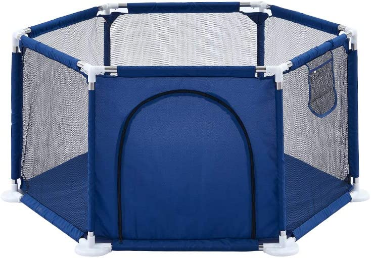 trust HomeSailing Ball Pits with Basketball fo Max 51% OFF Hoop Zipper Storage Bag