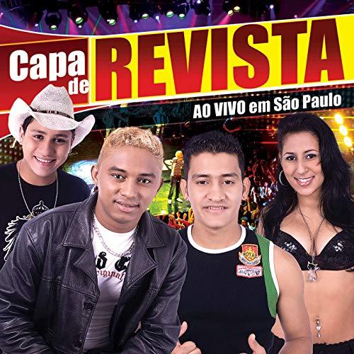 Capa de Revista: Ao Vivo em São Paulo