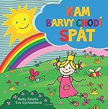 Kam barvy chodi spat (Czech Edition)