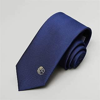 Wangwang454 Genuino De Los Hombres Virgo Azul Simple Vestido ...