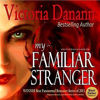 My Familiar Stranger audiobook cover art