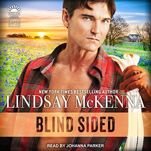 Blind Sided audiobook cover art