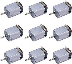 5V Couple /élev/é moteur /à h/élice pour avion mod/èle sourcingmap/® 1500-10000rpm DC3