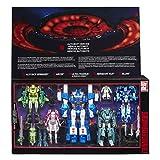 Hasbro Transformers Platinum Edition Autobot héroes figura Set (Ultra Magnus, Autobot...
