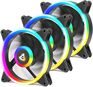 مراوح أنتيك RGB ، مروحة حافظة 120 مم ، 4 دبابيس RGB، المجموعة الثانية 3