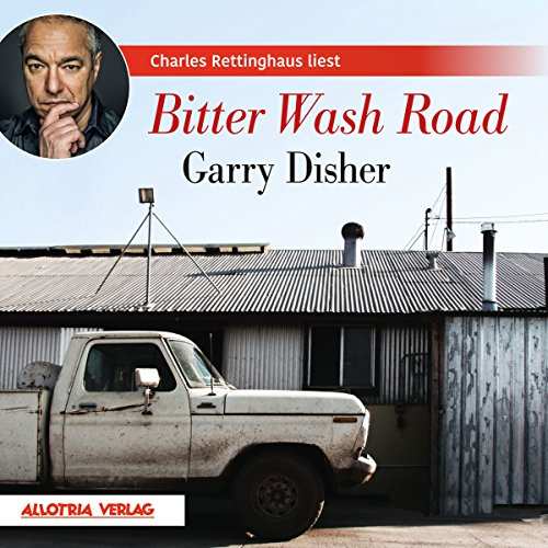 Bitter Wash Road audiobook cover art