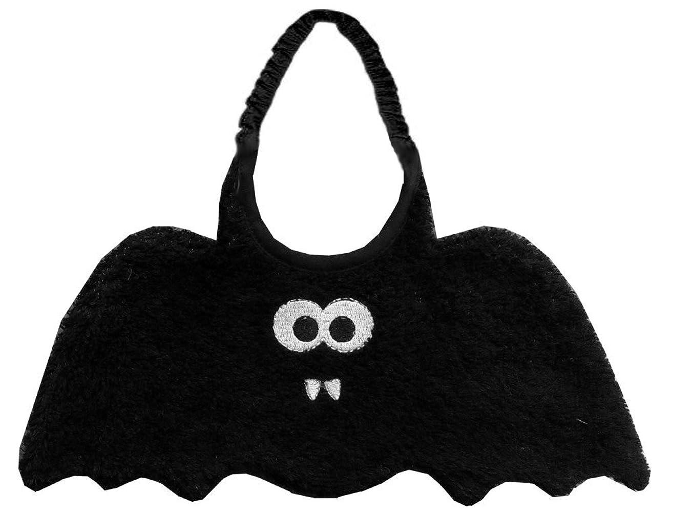 Zigozago - Baby Bib BAT - HALLOWEEN - Tie: Elastic - One Size