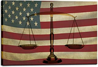 Best scales of justice flag Reviews