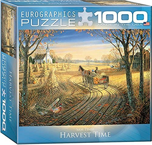 EuroGraphics Harvest Time Puzzle (1000-Piece) by EuroGraphics