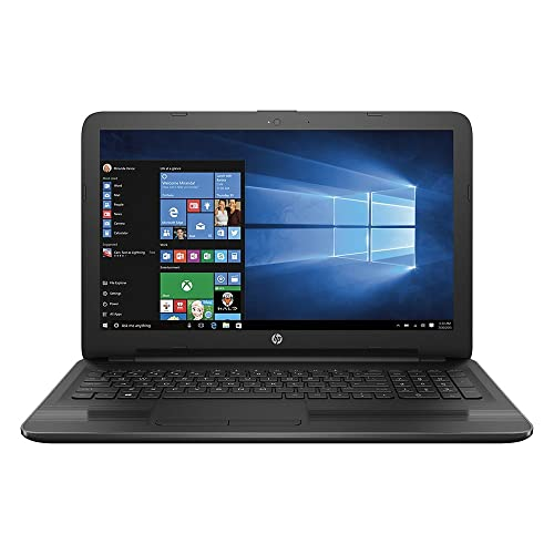 HP Pavilion 15 Notebook PC, Black