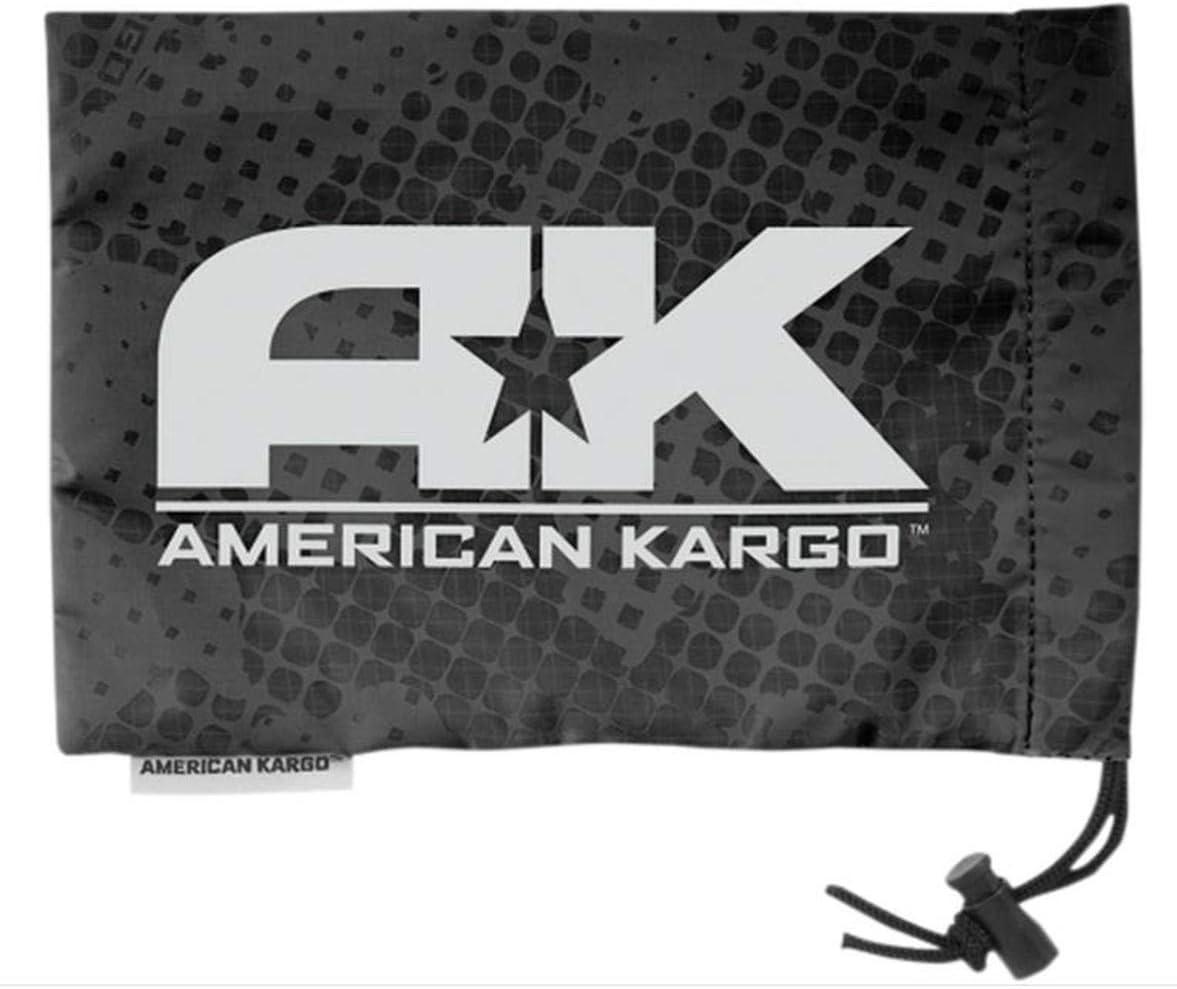 American Brand Cheap Sale Venue Kargo Goggle Black Long Beach Mall Bag Cinch