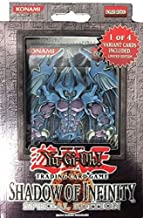 YuGiOh GX Card Game Shadow of Infinity SE Special Edition Pack