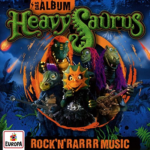 Das Album-Rock'n'Rarrr Music