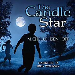 The Candle Star audiobook cover art