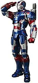 S.H.Figuarts Marvel Iron Man 3 Iron Patriot Action Figure