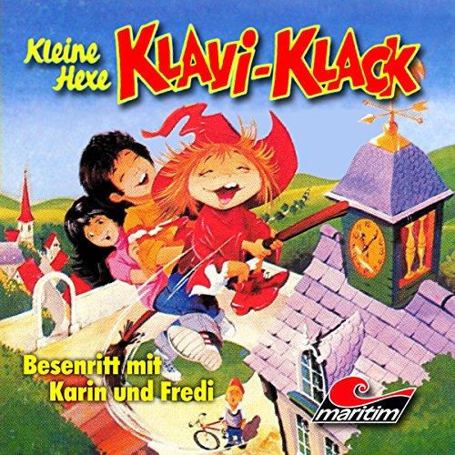 Besenritt mit Karin und Fredi audiobook cover art