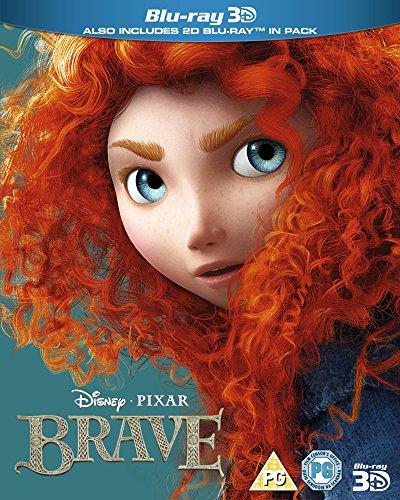 Brave 3D [Blu-ray]