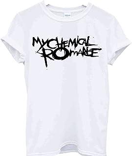 PL Legends New Unisex-MY CHEMICAL ROMANCE MCR T-Shirt Top Musik Band Rock Punk Tour die Black Parade Concert