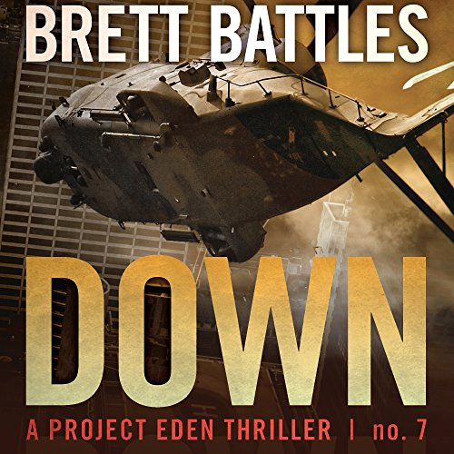 Down audiobook cover art