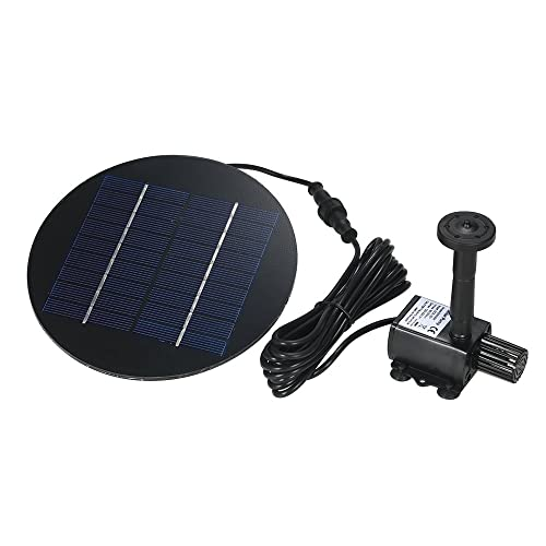 Solar Powered Water Pump Amazon Co Uk