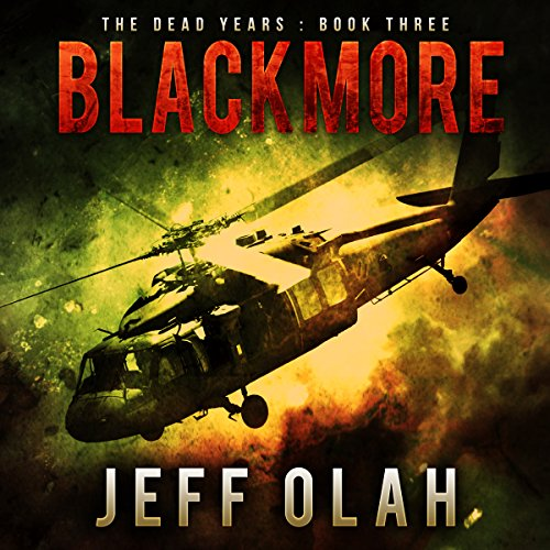 Blackmore audiobook cover art