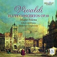 Flute Concertos Op. 10 by ANTONIO VIVALDI