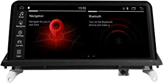 Koason E70 E71 2007-2010 10.25 Screen Monitor Android 9.0 Auto Video Media Player GPS Navigation for BMW X5 X6 X5M X6M CCC Multimedia Headunit