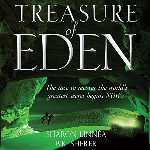 Treasure of Eden audiobook cover art
