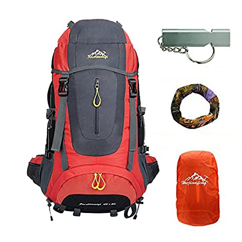 caxece 50L 70L 75L Mountaineering Backpack Outdoor Lightweight Bicycle  Backpack Climbing Hiking Backpack Travel 7908b516c4717