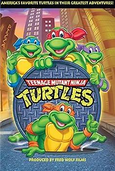 Teenage Mutant Ninja Turtles  Season 1 Ver 2