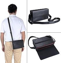 Meijunter Portable Travel Carrying Flip PVC&Velvet Case Cover Shoulder Bag Pouch Sleeve for Marshall Stockwell Portable Bl...