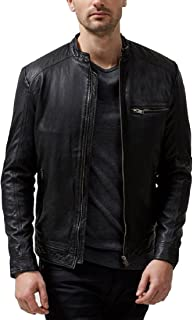 Best marlon brando leather biker jacket Reviews