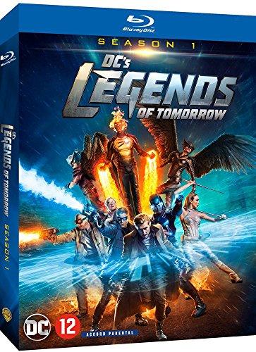 DC's Legends of Tomorrow - Saison 1 - Blu-ray - DC COMICS