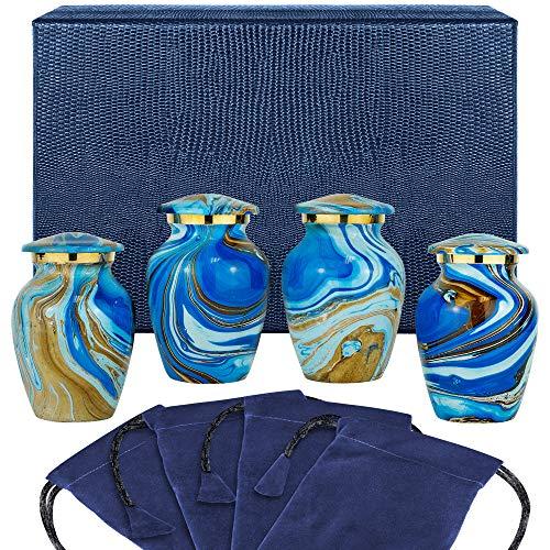 Ocean Tides Beautiful Adult Cremation Urn